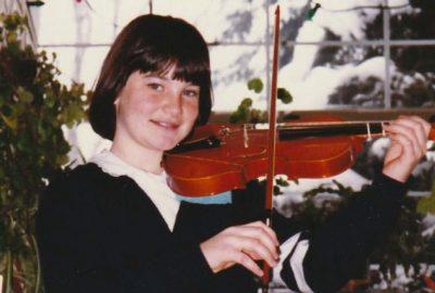 Christine, ca. 1987